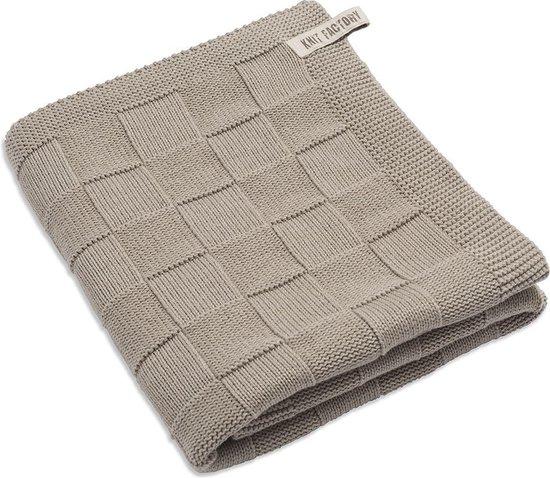 Knit Factory Badlaken 90x180 cm Linnen