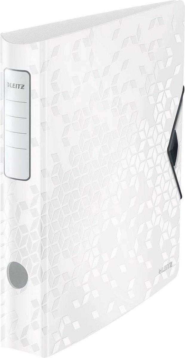 Leitz WOW Premium Ordner - Classeur - 50mm - Wit