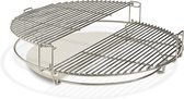 Grill verdeler Large - 21 inch/48 cm - Kamado Accessoires