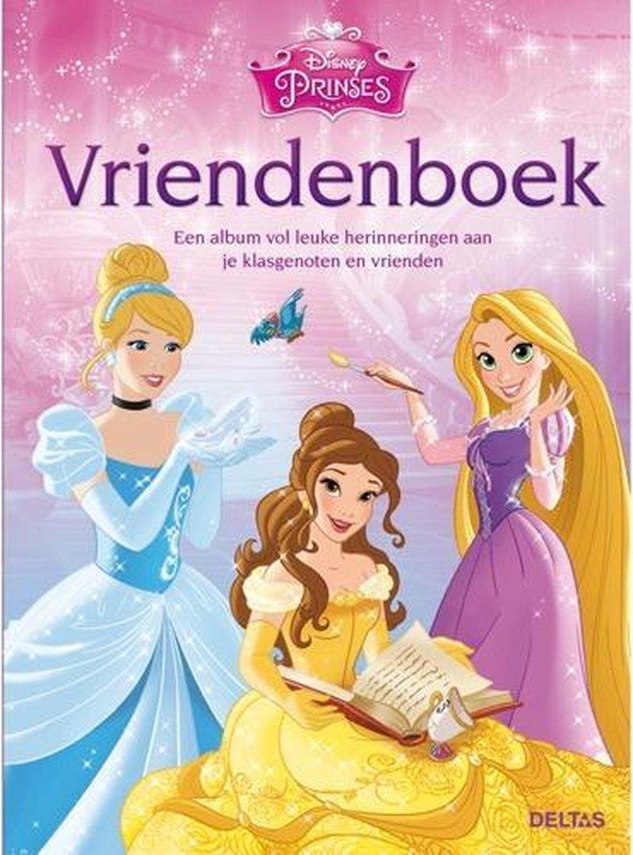 Disney Princess vriendenboek - Disney Princess