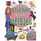 Reuze Stickerboek Meisjes