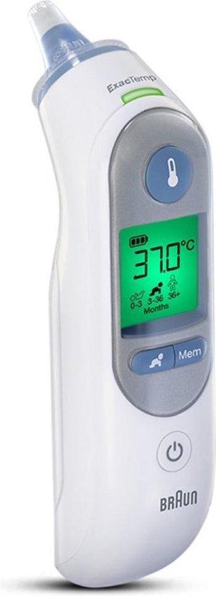 Braun IRT 6520 ThermoScan 7 MNLA - Oorthermometer