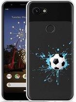 Google Pixel 3a XL Hoesje Soccer Ball