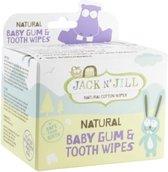 Jack 'N Jill - Baby tandvlees- & tandendoekjes