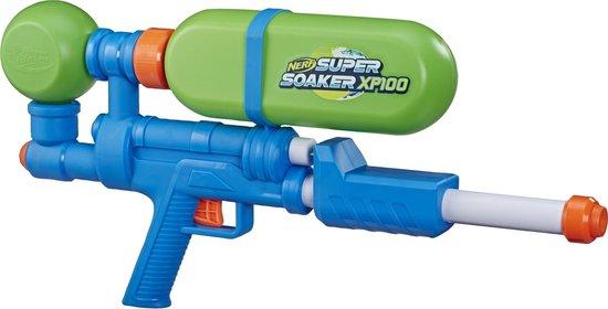 Afbeelding van NERF Super Soaker XP100 - Waterpistool