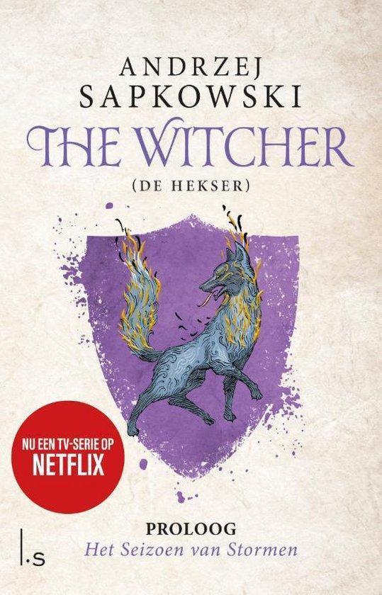Boek cover The Witcher - Het Seizoen van Stormen van Andrzej Sapkowski
