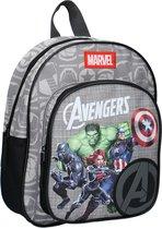 Marvel Avengers Amazing Team Rugzak - 7,0 l - Grijs