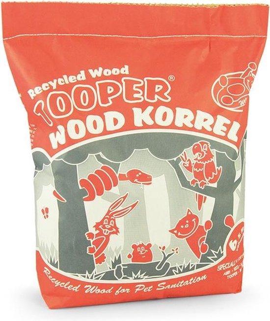 WOOPER | Tooper Houtkorrel