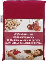 Luxe kersenpitkussen - 500 gram - Herbruikbaar! - Ideaal voor gebruik bij spierpijn en buik- en rugklachten!