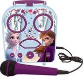 Lexibook Disney Frozen 2 karaokeset - met microfoon - Frozen 2 speelgoed - Disney speelgoed