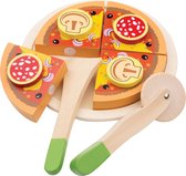 New Classic Toys Speelgoed Pizza Set Salami