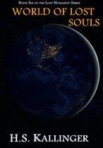 Omslag World of Lost Souls