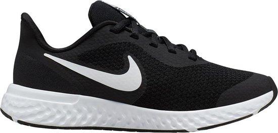 Sportschoenen - Maat 38.5 - Unisex - zwart/wit