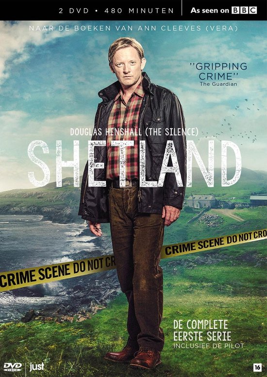 Shetland - Seizoen 1 + Pilot - Tv Series