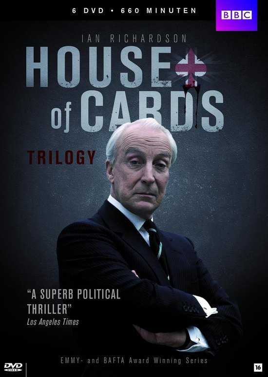 House Of Cards UK - Trilogy (1990)