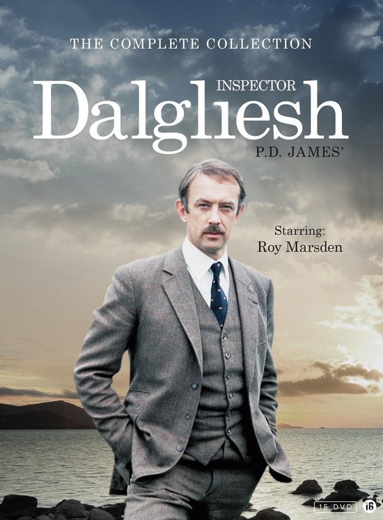 Dalgliesh - The Complete Collection - Tv Series