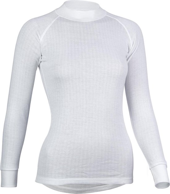 Avento Basic Thermo - Thermoshirt - Dames - L - Wit