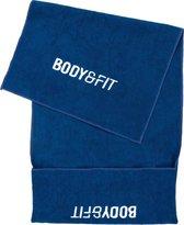 Body & Fit Towel - Badhanddoek / Strandhanddoek - 100x200cm - Zwart