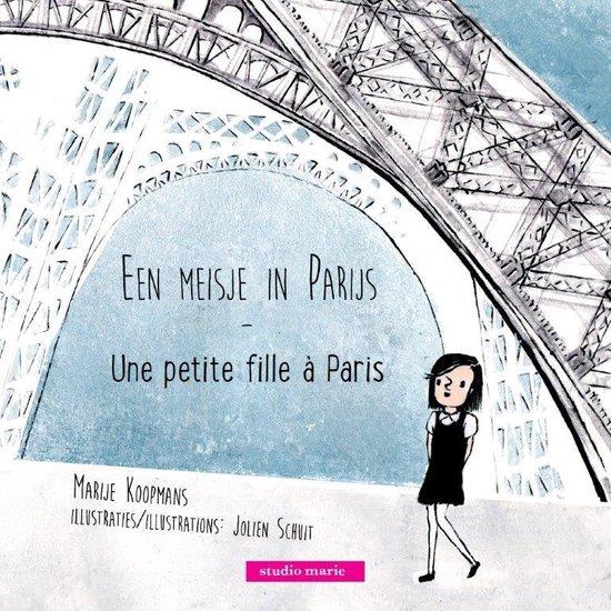 Een meisje in Parijs - Marije Koopmans  