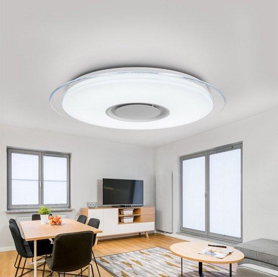 Verbazingwekkend bol.com   Bluetooth lamp – Plafond lamp – Led lamp - Slaapkamer QX-56