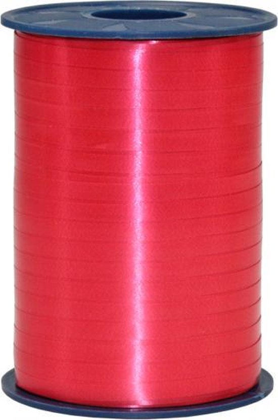 Rood Lint 500 meter x 5mm
