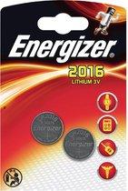 Energizer 7638900248340 huishoudelijke batterij Single-use battery CR2016 Lithium
