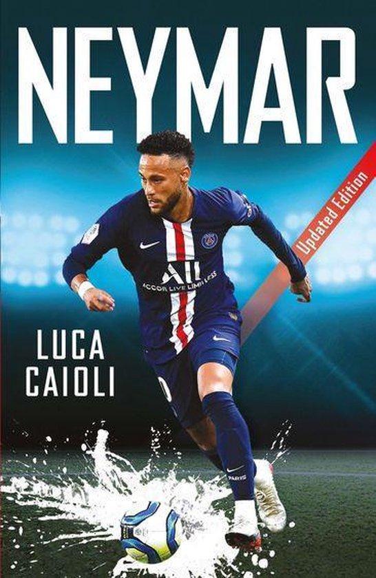 Boek cover Neymar van Luca Caioli (Onbekend)