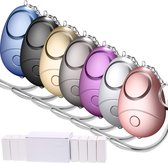 Persoonlijk alarm - persoonsalarm - alarm sleutelhanger - alarm sleutelhanger met zaklamp - kinder alarm - zaklamp alarm - kinder zaklamp alarm - hand alarm - luid alarm 130 decibel - alarmsysteem - alarm knop - alarmbeveiliging