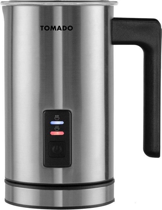 Tomado TMF1201S - Melkopschuimer - Voor opschuimen en verwarmen - RVS