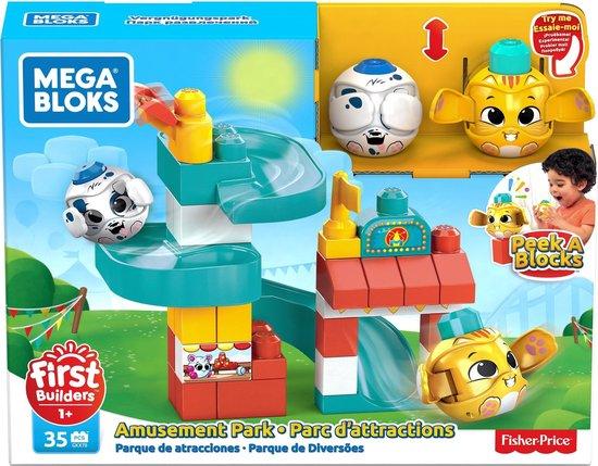 Mega Bloks Speelhuis - Constructiespeelgoed