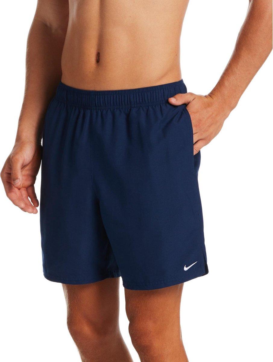 Nike Swim 7 VOLLEY SHORT Zwembroek - MIDNIGHT NAVY - Mannen - Maat XL