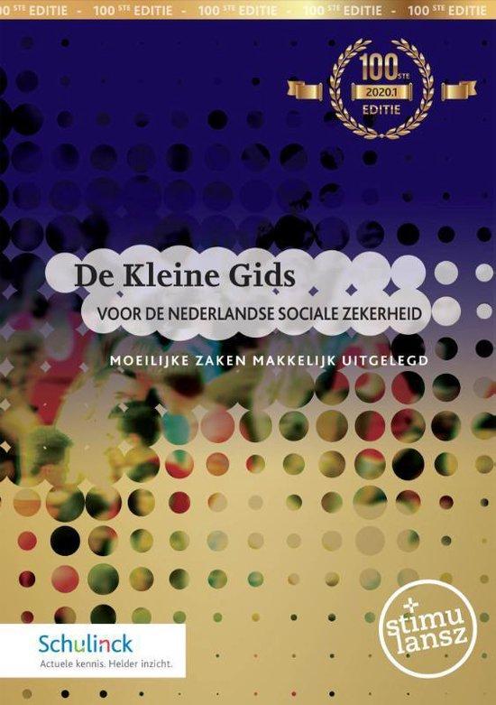 Afbeelding van De Kleine Gids voor de Nederlandse sociale zekerheid 2020.1