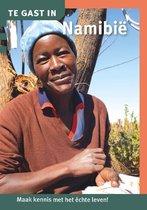 Te gast in pocket - Te gast in Namibie