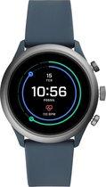 Fossil Sport Gen 4S FTW4021 - Smartwatch - 43 mm - Donker blauw