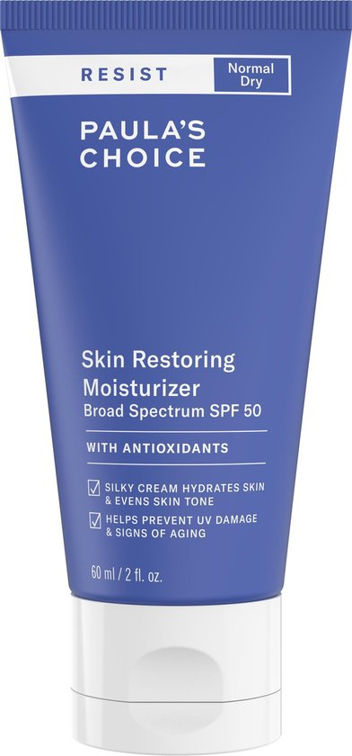 Paula's Choice Resist Anti-Aging Hydraterende Dagcrème SPF 50 - 60 ml