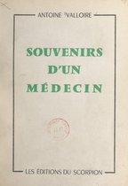 Souvenirs d'un médecin