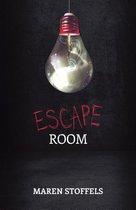Boek cover Escape Room van Maren Stoffels (Paperback)