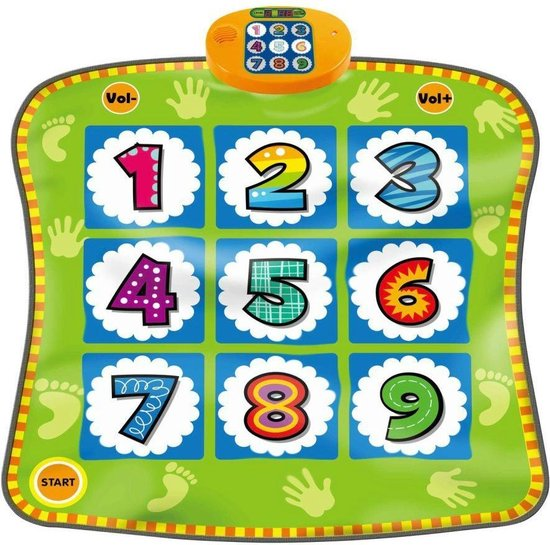 Afbeelding van het spel Actief Vloerspel Voor Kinderen 4-12 Jaar