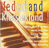 CD cover van Nederland Klassiekland van various artists