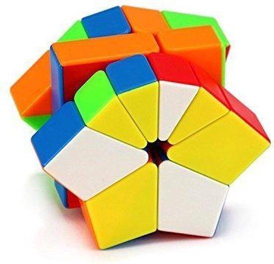 Thumbnail van een extra afbeelding van het spel Square 1 Cube - MoYu Speedcube - Stickerless