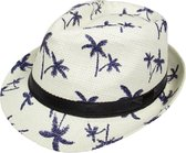 Hawaii Hoed Palmboom Trilby