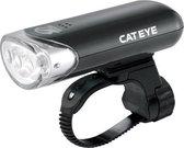 Cateye EL135N - Koplamp Fiets - LED - Batterijen - Zwart