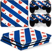 Friesland - PS4 Pro Console Skins PlayStation Stickers