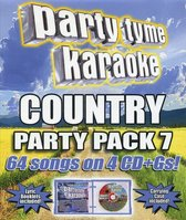 Party Tyme Karaoke: Country Party Pack, Vol. 7