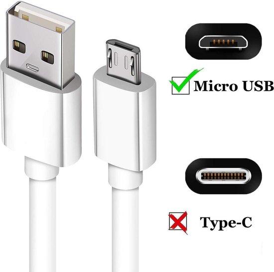 Kobo E-Reader Oplader Micro-USB Lader -  - Kobo Aura H2O Edition 2 / Clara HD / Glo HD