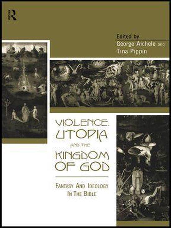 Boek cover Violence, Utopia and the Kingdom of God van  (Onbekend)