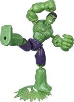 Marvel Avengers Bend and Flex Hulk - Speelfiguur 15cm