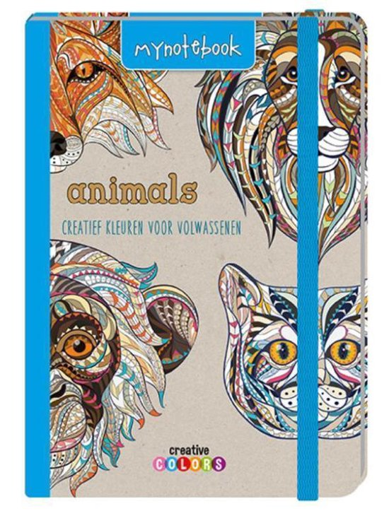 My notebook - Animals - nvt pdf epub