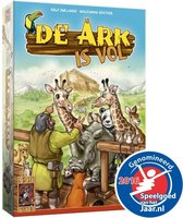 De Ark is Vol - Bordspel