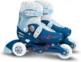 Disney Verstelbare Inlineskates Frozen 2 Meisjes Blauw Maat 27-30